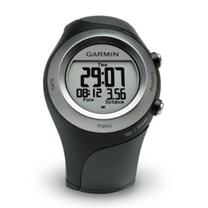 Garmin Forerunner® 405, courtesy Garmin